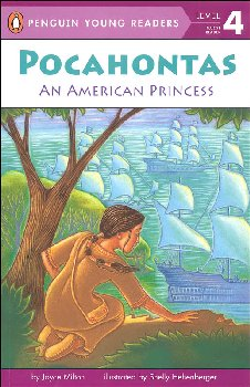 Pocahontas - An American Princess (Penguin Young Readers Level 4)