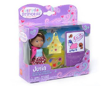 Everyday Princess Julia the Artist Doll & Accessories