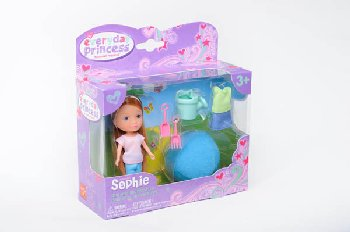 Everyday Princess Sophie Doll & Bean Bag Chair