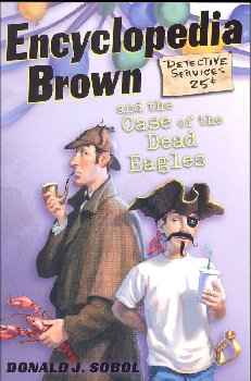 Encyclopedia Brown and the Case of the Dead Eagles (#12)