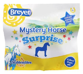 Breyer Stablemates Mystery Horse Surprise (assorted style)