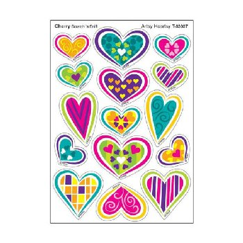 Scratch 'n Sniff Stinky Stickers - Artsy Heartsy