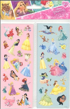 Disney Princess Jumbo Sticker Party Pack