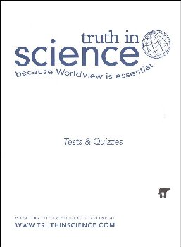 Truth in Science Grade 3 Test and Quizzes
