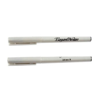 Elegant Writer Marker - Black (3.0mm point)