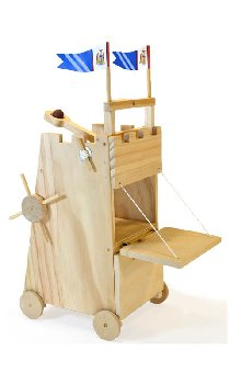 Siege Tower (Medieval Siege Engines)