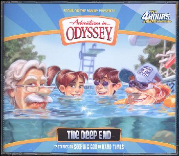 Deep End CDs (Adventures In Odyssey #55)