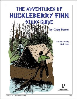 Adventures of Huck Finn Study Guide