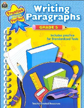 Writing Paragraphs Grade 5 (PMP)