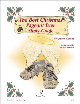 Best Christmas Pageant Ever Study Guide
