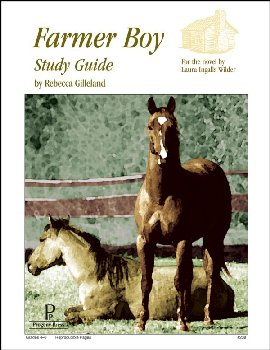 Farmer Boy Study Guide