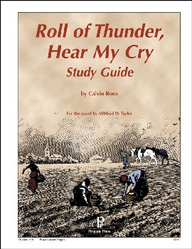 Roll of Thunder, Hear My Cry Study Guide