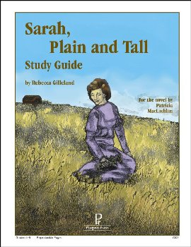 Sarah, Plain and Tall Study Guide