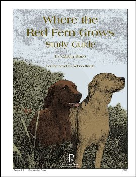 Where the Red Fern Grows Study Guide