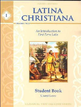 Latina Christiana I Student Book (4th Edition)
