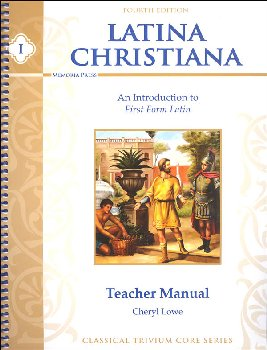 Latina Christiana I Teacher Manual (4th Edition)