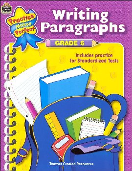Writing Paragraphs Grade 6 (PMP)