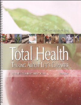 Total Health: Talkng About Life's Changes Test & Quiz Book