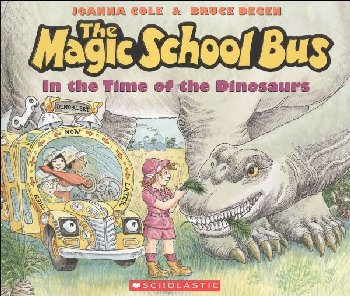 Magic School Bus in the Time of the Dinosaurs