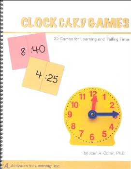 Clock Lesson Book Only