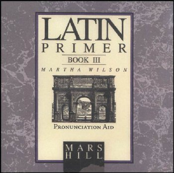 Latin Primer 3: Pronunciation Aid CD