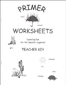 Speedy Spanish Primer Teacher Key