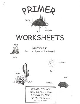 Speedy Spanish Primer Workbook