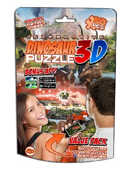 Dinosaurs Smart Puzzle
