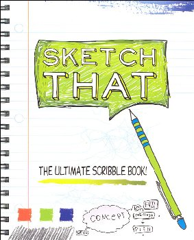 Sketch That (Drawing Journal)