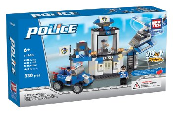 Police Rescue Team (330 Pieces)