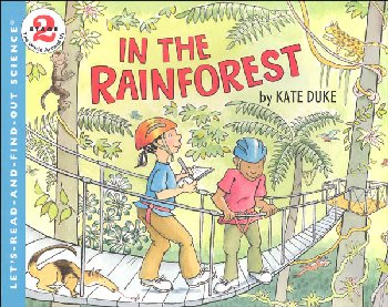In the Rainforest (Let's-Read-and-Find-Out Science Level 2)