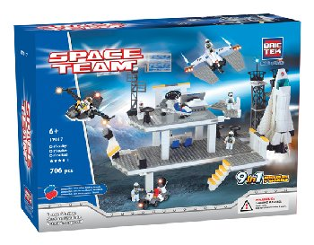 Space Station (706 Pieces)