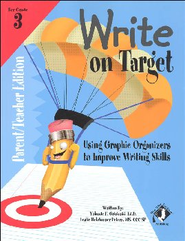 Write on Target Grade 3 Parent/Teacher Edition