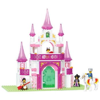 Dream Palace -Girl's Dreams (271 Pieces) (Sluban Building Set)