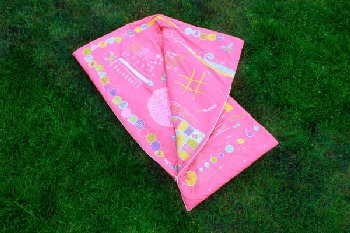 Playtime Reversible Slumber Bag - Pink