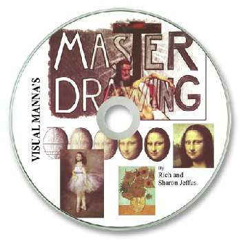 Master Drawing Book on CD