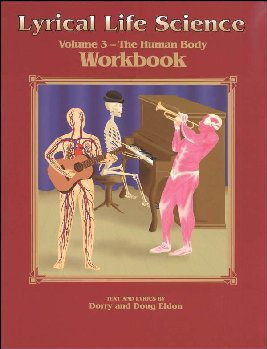 Lyrical Life Science Volume 3 Workbook only