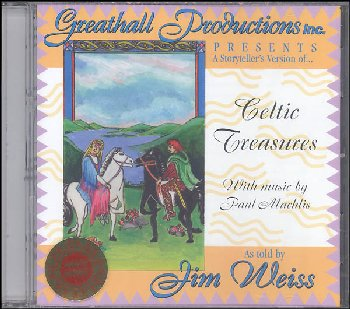 Celtic Treasures CD