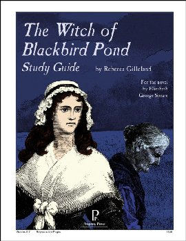 Witch of Blackbird Pond Study Guide