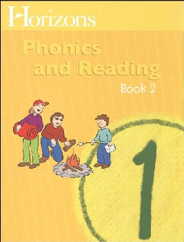 Horizons Phonics & Reading 1 Student Book 2