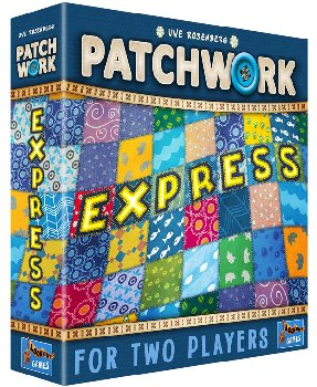 Patchwork Express Game