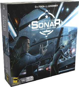 Captain Sonar Game