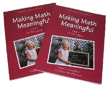 Making Math Meaningful 1 Set