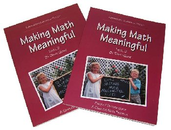 Making Math Meaningful 2 Set