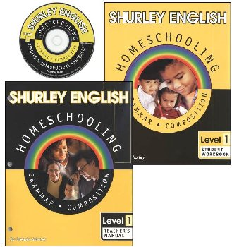 Shurley English Homeschool Kit Level 1