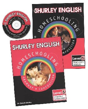 Shurley English Homeschool Kit Level 5