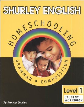 Shurley English Homeschool Workbook Level 1