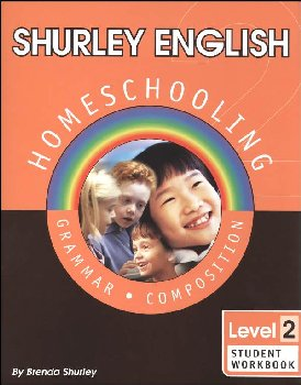 Shurley English Homeschool Workbook Level 2