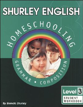 Shurley English Homeschool Workbook Level 3