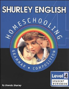 Shurley English Homeschool Workbook Level 4